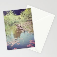 Lillypads Stationery Cards