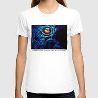 dalek T-shirts featuring EMPEROR DALEK by alexSHARKE