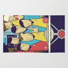 Star Trek Rug