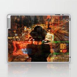 helter skelter Laptop & iPad Skin