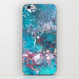 CLEAR MIND iPhone Skin