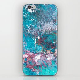 CLEAR MIND iPhone Skin