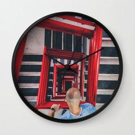 The Debate Wall Clock