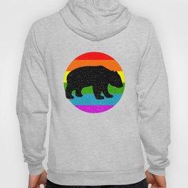 Rainbow Panda Hoody