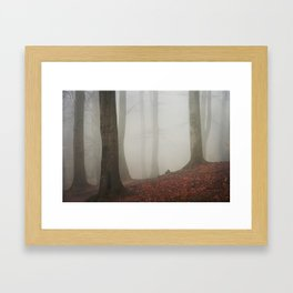 ambience Framed Art Print