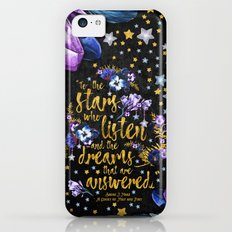 A Court of Mist and Fury - To The Stars iPhone 5c Slim Case