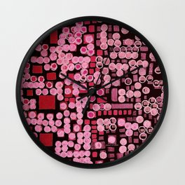 :: Pink Noise Ordinance :: Wall Clock