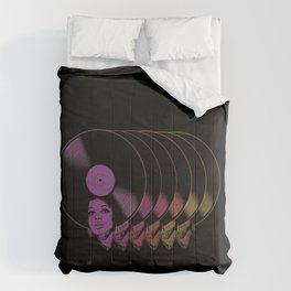 Afrovinyl Continuum Comforters
