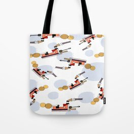 Gas Engine  Tote Bag