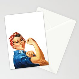 Union Strong and Solidarity  Stationery Cards