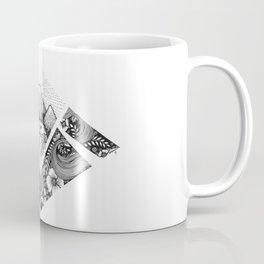 Geometric Nature Coffee Mug