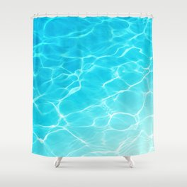 Chasing Summer 01 Shower Curtain