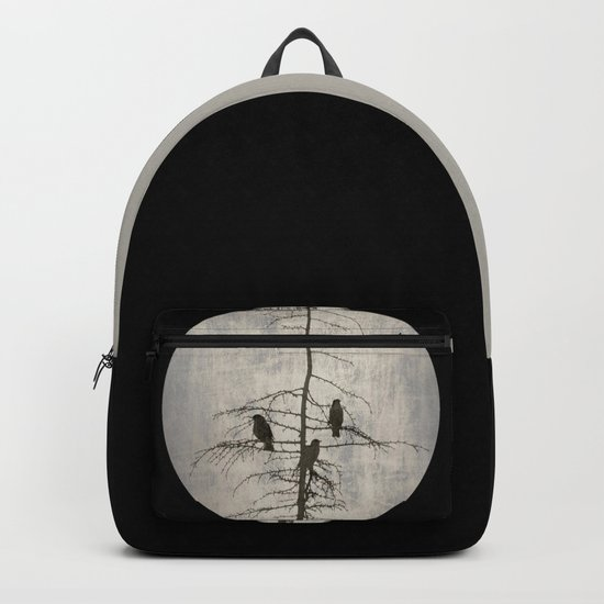A Full Moon Night Backpack