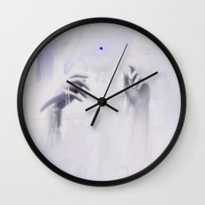 The Weight Of It All Wall Clock