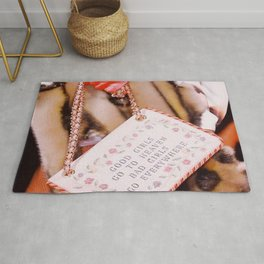 GOOD GIRLS BAD GIRLS Rug