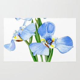 Goblet Flower Rug