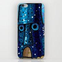 spongebob iPhone & iPod Skins featuring Spongebob by LilBroxc