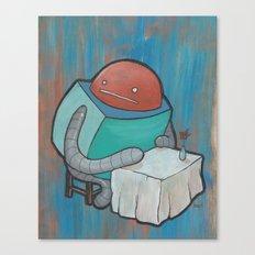 Service? Canvas Print