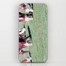 Cowabunga. iPhone & iPod Skin