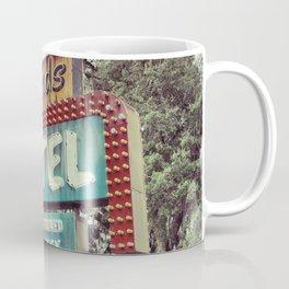 Sands Motel Coffee Mug