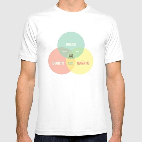 Bueno Bonito Barato T-shirt