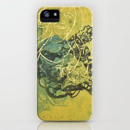 Kleptomaniac iPhone Case