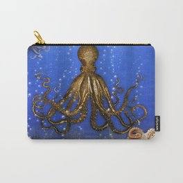 Octopus' Lair - colorful Carry-All Pouch
