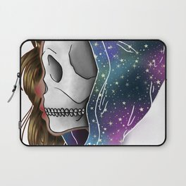 Chilled to the Bone Laptop Sleeve