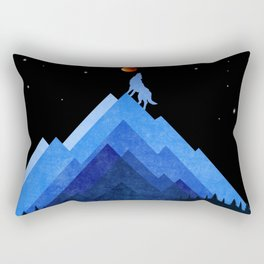 Moon Changer Rectangular Pillow