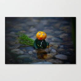 working gwerg Canvas Print