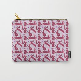 Bunny love - Strawberry edition Carry-All Pouch