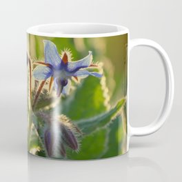 The Beauty of Weeds Coffee Mug