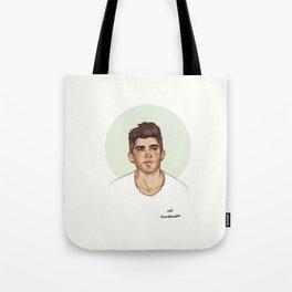 not heartbroken Tote Bag