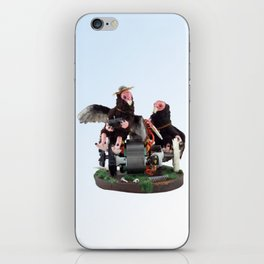 Treasure Hunters iPhone Skin