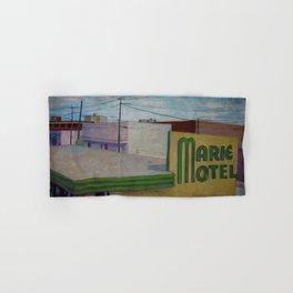 Panama City Marie Motel Hand & Bath Towel