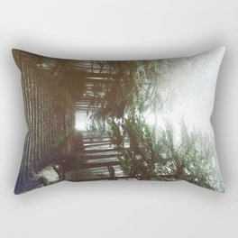 I will follow you into the dark. Rectangular Pillow