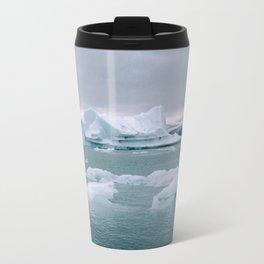 ICELAND WITH ICEBERGS IS INCREDIBLE ICY Travel Mug