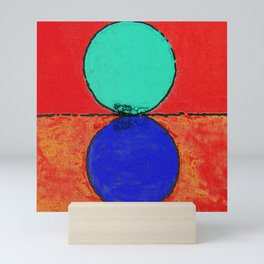 Carro de Boi (Bullock Cart) Mini Art Print