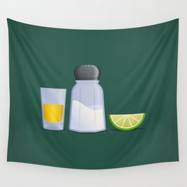 Tequila Wall Tapestry