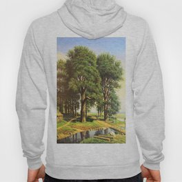 Outskirts of the village Hoody
