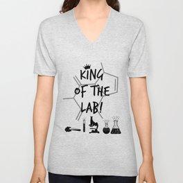 King of The Lab Unisex V-Neck
