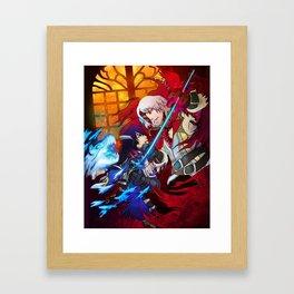 Bloodstained - Epic Framed Art Print