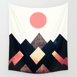mountain 156 Wall Tapestry