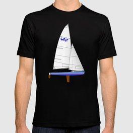 470 Olympic Sailboat T-shirt