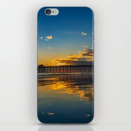 The Sky on the Sand iPhone Skin