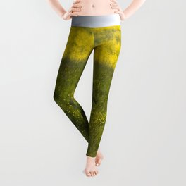 double exposure Leggings