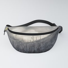 Steamy Forest -  Yellowstone National Park Fanny Pack