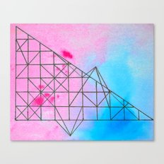 Geometric 536 Canvas Print