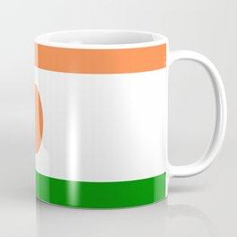 Flag of Niger Coffee Mug