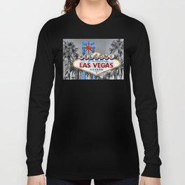 Welcome to Fabulous Las Vegas Long Sleeve T-shirt
